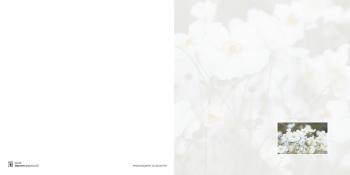 Bidprenten bloemen