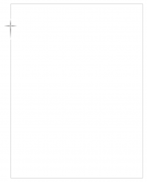 Rouwbrief kruis en fijne kader