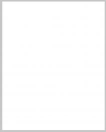 Faire-part double blanco bord gris