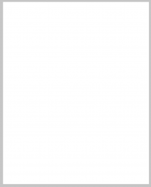 Rouwbrief dubbel grijze rand blanco ecru