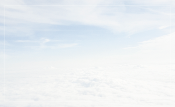 Carte simple nuages