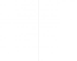 Carte double blanco blanc